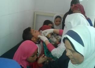 """ارتفاع عدد التلاميذ المصابين باشتباه """"تسمم غذائي"""" في بني سويف إلى 60 حالة"""