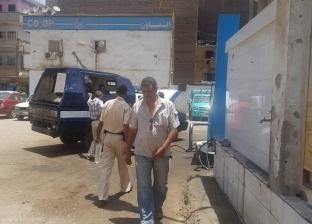 ضبط محطة وقود تبيع المواد البترولية بأعلى من الأسعار الرسمية بسوهاج