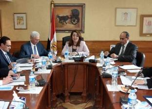 """وزيرة """"التضامن"""": معاشات استثنائية لـ 1605 حالات من أبناء شمال سيناء"""