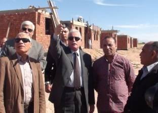 """فوده يطالب بإدراج طريق """"السعال - كاترين"""" على قائمة تطوير الطرق بالمحافظة"""