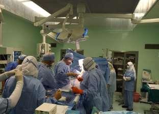 نجاح زراعة كبد بمستشفى جامعة أسيوط يجريها أطباء المستشفى لأول مرة