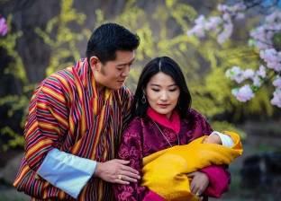 """مملكة """"بوتان"""" تنظم مراسم لتسمية ولي العهد الجديد"""