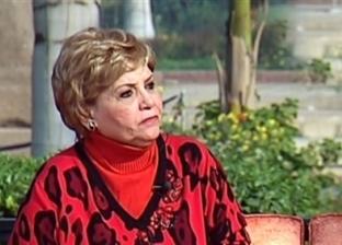 حضور ضعيف من نجوم الفن والإعلام في عزاء نادية صالح
