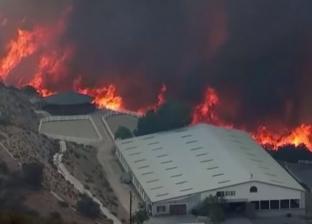 ارتفاع حصيلة حرائق كاليفورنيا إلى 77 قتيلا