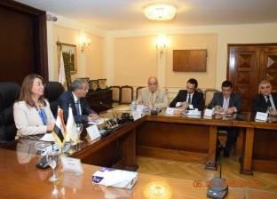 وزيرا التموين والتضامن يجتمعان لمتابعة منظومة إضافة المواليد