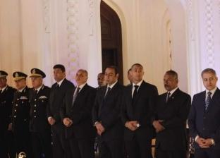 عزاء الشهيد ساطع النعماني بمسجد الشرطة في التجمع الخامس