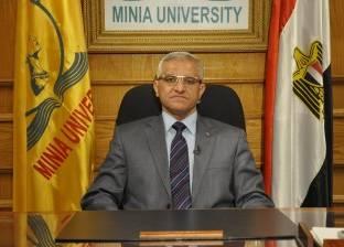 """""""أبو المجد"""": مستشفى جامعة المنيا استقبلت 30 حالة مصابة نتيجة حادث مروري اليوم"""