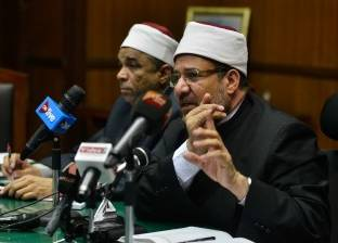 """3 قواعد بيانات لـ""""المساجد والوقف والعاملين""""..""""جمعة"""" يضبط إيقاع الأوقاف"""