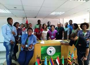 """""""شهيرة أمين"""" تلتقي الإذاعيين الأفارقة في محاضرة عن أخلاقيات الإعلام"""