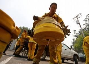 دراسة: رجال الإطفاء أكثر عرضة للسرطان بسبب الغازات الملوثة