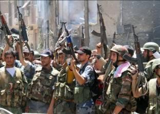 """الجيش السوري يصد هجوما عنيفا لـ""""داعش"""" على مطار """"T-4"""" العسكري"""