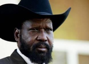 """رئيس جنوب السودان يصل إلى الخرطوم للاحتفال بـ""""اتفاقية السلام"""""""