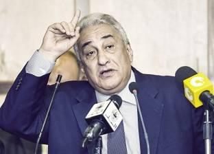 """نقيب المحامين: منظمو الوقفة أمام النقابة """"مش محامين ولم يدرسوا قانون"""""""