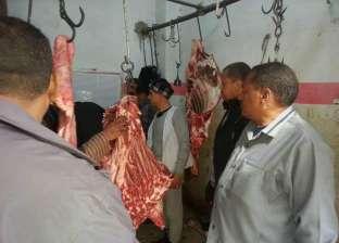"""""""البنا"""" يوجه بتشديد الرقابة على منافذ بيع اللحوم والدواجن قبل رمضان"""