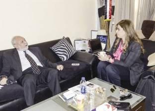د. يسرى أبوشادى: عميل فى الـ «CIA» كان يتحكم فى «البرادعى» والوكالة الدولية للطاقة.. وتقريره عن «اليورانيوم» وضع مصر فى «محور الشر»