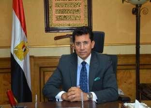 """وزير الشباب لـ""""الوطن"""": نستهدف اكتشاف الموهوبين ورعايتهم"""