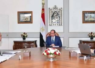 السيسي يستعرض برامج الحماية الاجتماعية مع رئيس الوزراء ووزيرة التضامن