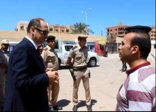 إصابة أمين شرطة بطلق ناري في البطن بدمياط