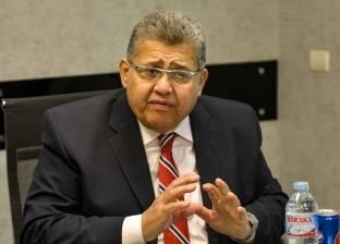 أشرف الشيحي: وجوب توافق رؤية الجامعات مع إستراتيجية الدولة