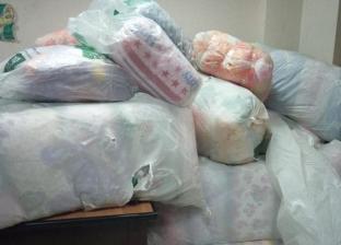 """""""تضامن الإسكندرية"""" توزع 150 بطانية ولحاف على الأسر استعدادا للشتاء"""