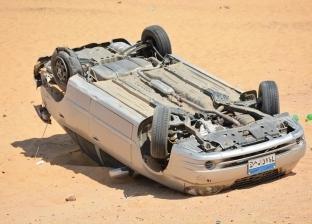 مصرع عامل زراعي وإصابة 19 في انقلاب سيارة بالبحيرة