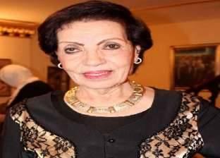رجاء حسين: خالى هددنى بالقتل بسبب التمثيل.. وأرفض الخروج عن عباءة أمى