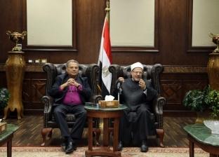 المفتي: تجربة مصر في العيش المشترك نموذج فريد في التماسك الاجتماعي