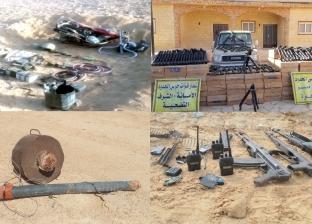 خبير عسكري: عمليات القضاء على الإرهاب في أراضي سيناء مستمرة