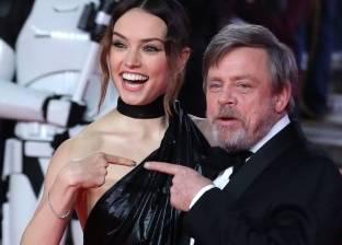 """الجزء الثامن من """"حرب النجوم"""" يحقق ثالث أعلى إيرادات في هوليوود"""