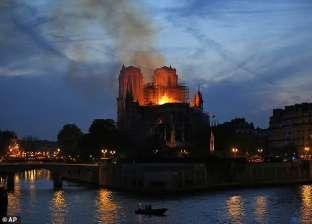 بعد حريق كنيسة نوتردام.. تراث الإنسانية في مرمى النيران