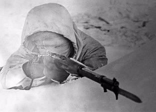 """""""الموت الأبيض"""".. قصة أعظم قناص في التاريخ العسكري"""