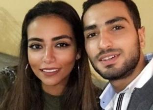 سارة الطباخ تحذر المنتجين من التعامل مع خطيبها السابق محمد الشرنوبي