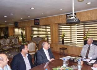 محافظ أسوان يرحب بافتتاح الفرع الإقليمي لاتحاد الصناعات المصرية