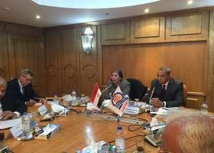 وزيرة البيئة: هناك خطة للتخلص من صرف مصانع السكر في نهر النيل