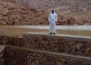 """""""الري"""": سقوط أمطار اليوم على حلايب وشلاتين وسواحل البحر الأحمر"""