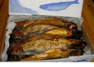مصادرة 3 أطنان أسماك مدخنة فاسدة في الغربية