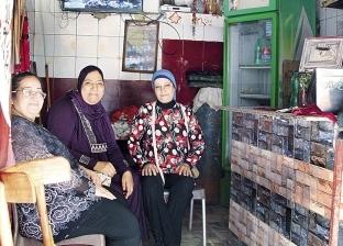حكايات الستات على مقهى شعبى فى «بولاق»: آه من الرجالة