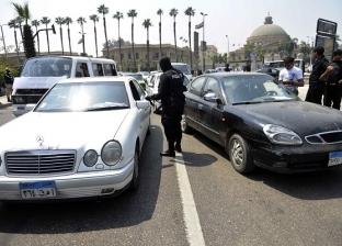 تحرير 1705 مخالفات مرورية متنوعة في كفر الشيخ