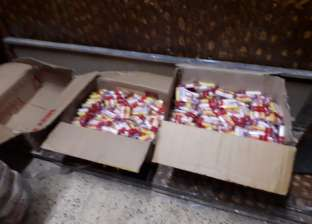 ضبط صاحب مصنع حلويات فاسدة بالساحل لترويجها بموسم المولد النبوي