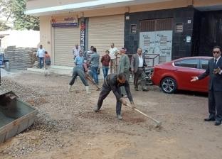 تحرير 35 محضرا لمحلات مخالفة وغلق 5 آخرين في النزهة