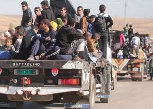 مفوضية حقوق الإنسان تحذر من كارثة إنسانية للنازحين في أربيل
