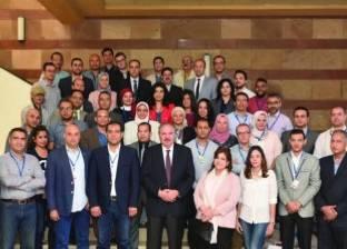 """تكريم 3 من صحفيي """"الوطن"""" في حفل دفعة """"أحمد بهاء الدين"""""""