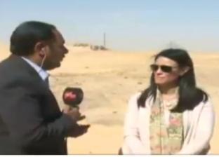«المشاط» عن الكشف الأثري الجديد: المنيا مازالت على الخريطة السياحية