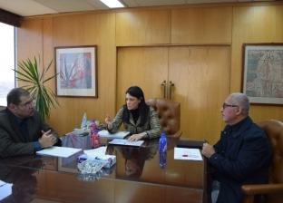 وزيرة السياحة تبحث تطوير قطاع الغوص والأنشطة البحرية