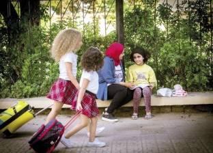 «مريم وروتى ودان».. ثلاث بنات يجسدن معاناة أطفال الشوارع فى «سيشن» تصوير