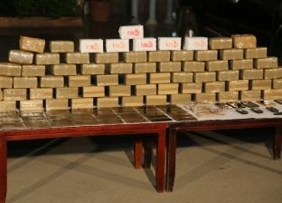 ضبط 5 عناصر إجرامية تتاجر في المخدرات بالإسكندرية