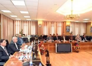 محافظ الشرقية يترأس لجنة لاختيار رئيس وحدة محلية ببلبيس