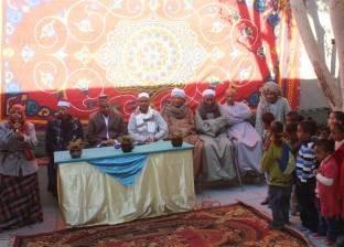 بالصور| الجمعية الخيرية في نجوع الزناقطة بالأقصر تحتفل بالمولد النبوي