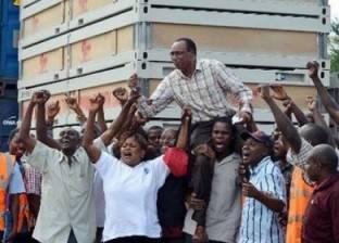 أعمال عنف بين الشرطة ومحتجين بسبب الانتخابات الرئاسية في كينيا