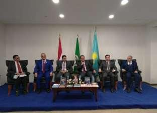 سفير كازاخستان: مصر شريكنا الأساسي والاستراتيجي في الشرق الأوسط